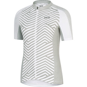 GORE WEAR C3 Jersey Women white/light grey